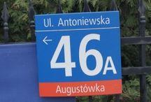 Opony Mokotów - ul. Antoniewska 46a Warszawa / Najlepsze opony w okolicy Mokotów, Wilanów, Czerniaków, Powsin, Sadyba