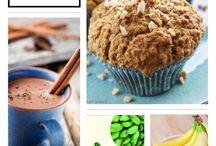 """Przepis na wegańskie bananowe muffiny / Przepis na wegańskie muffiny z """"Ajurwedyjskiej książki kucharskiej"""" do nabycia na www.zielonysklep.com"""