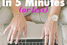 Blog inspiration!!