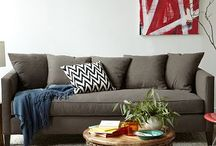 Living Room Take 2 / by Heather Greig