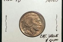 Buffalo Nickels / Inventory and prices subject to change. Call (920) 432-5950 for current stock.