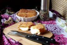 cașcaval pane& frittelle