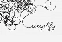 Simplicity :: Minimalism