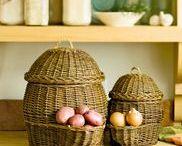potatoe/onion baskets