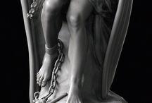 Lucifer ,Baphomet & Fallen Angels