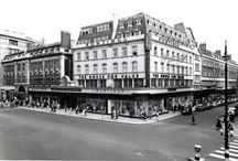 Department Stores / Vintage photos and adverts from the wonderful world of department stores. To find out more, see my book, 'Department Stores, published by Shire and available from Amazon. / by Claire Masset