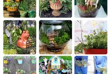 Gardening - Container / by Heidi Smith