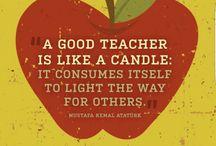 about teacher