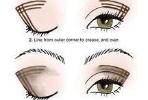 Domácí makeup