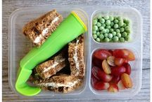 Lunch Box Ideas / by Kate Leo