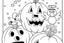 kuvislaari Halloween