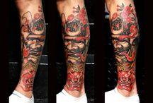 Tattoos szymon