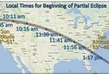 Solar Eclipse 2017 / Where to see the solar eclipse, Monday August 21st 2017