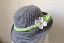 Crocheted Hats / by Katherine Westerman