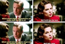 Peggy freaking carter!