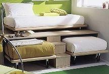 Kids Bedroom Ideas / by Jennifer Dengler