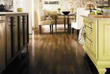 laminate floor / by Jill Yancey