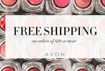 Avon Sales / Avon Sales and deals including special events sales!