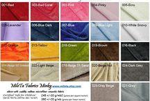 Ultra-soft Quality Fabrics