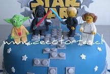 Luke's Lego Star Wars 1st Birthday! / by Amelia Crossman