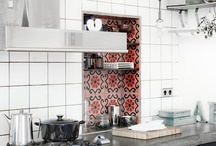 kitchen inspiration / I'm in the process of buying my very first home with my love. I can't help it but dreamning...