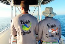 Going Coastal / Our offshore fishing adventures.