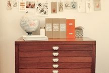 Dressers and bookcases / by Rotem Malkin