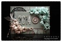 Handmade by h.h stamp-art cards / choi's handycraft