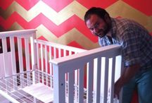 Crib  / Ideas for the next place / by Brooke Adrienne