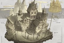 Buildings/Castles