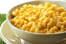 Mac -N- Cheese Please / by Sharon Scherbinski