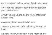 Kind of love