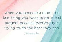Posts We Love / Motherhood posts that we love.