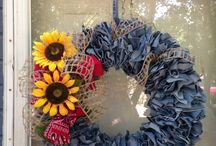 crafts from old denim