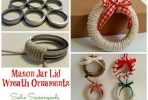 Christmas Crafts! / Thing to make for Christmas decor.