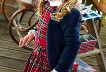 A moda infantil