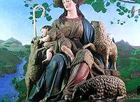 Nossa Senhora Divina Pastora / by •º•º•º•º•
