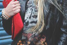 Autumn/Spring Fashion / fashion