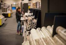 Butikken vår / Her finner du bilder fra selve butikken. Vipp innom for ein titt og ein kjas
