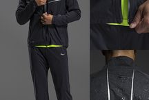 Fall 2014 Total Run System / The all-new Saucony Total Run System Apparel Line hits retail on August 1st. The Total Run System's three distinct collections−RunDry, RunWarm and RunShield−are specifically engineered to work with the runner, delivering the most versatile weather protection for runners to date. http://saucony.com  / by Saucony