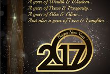 Wishing you very happy new year 2017, presented by www.lincoln-edu.ae