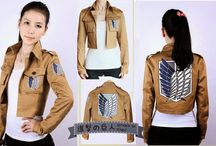 Attack on Titan Jaket Snk