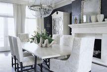 Decorating {Black & White} / by Katrina {Katrina Dawn Interiors}