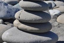 ROCKS ON THE BEACH / by vvv one