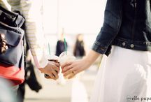 engagement photo / 結婚前のデート中の写真たち