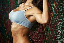 Fitness Posing