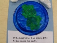 Bible Crafts / by Caylee Fredette