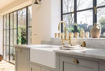 Butler sink/Kitchen