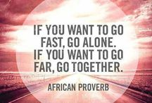 African proverbs proverbes africains