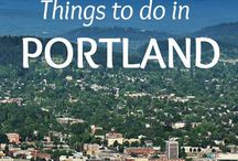Portland and Oregon